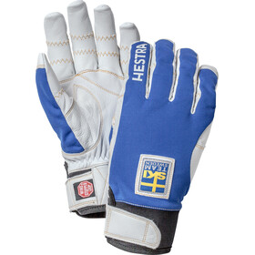 Hestra Ergo Grip Active Gloves royal/gul